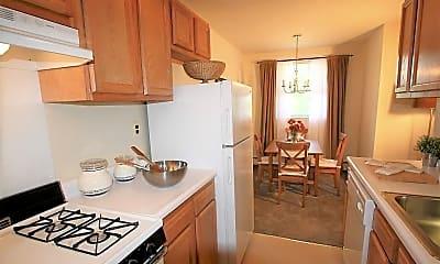 Kitchen, The Dorchester Apartments, 2
