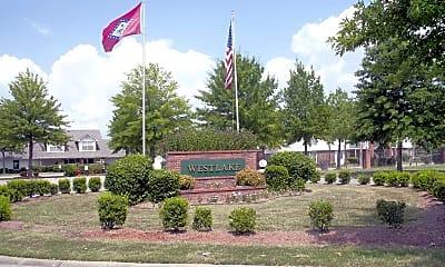 Community Signage, Westlake, 2