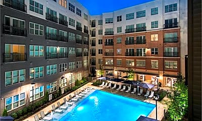 Pool, 400 Pharr Rd NE Unit #S, 1