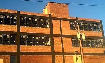 Building, The Lofts of Webster, 2