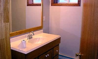 Bathroom, 160 Garland Street, 1