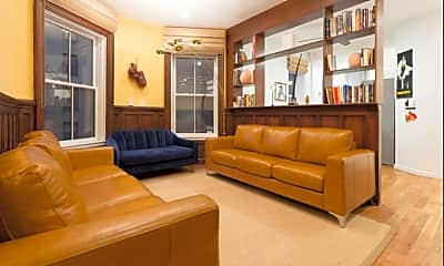 Living Room, 7 W 92nd St, 0