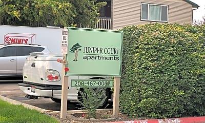 Juniper Court, 1