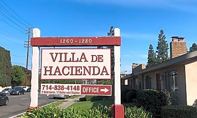 Villa De Hacienda, 1
