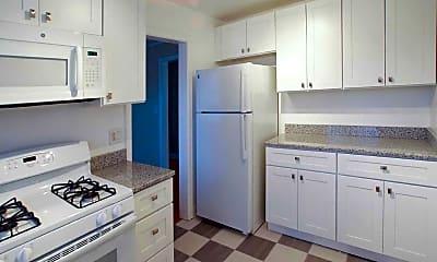 Kitchen, Braeside Apartments, 2