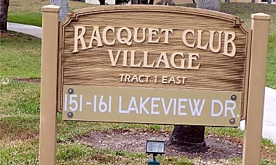 Community Signage, 153 Lakeview Dr 204, 1