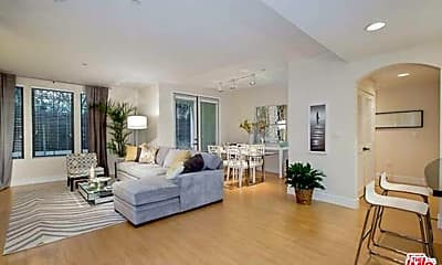 Living Room, 11771 Montana Ave 114, 1