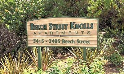 Beech Street Knolls, 1