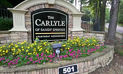 The Carlyle Of Sandy Springs, 1