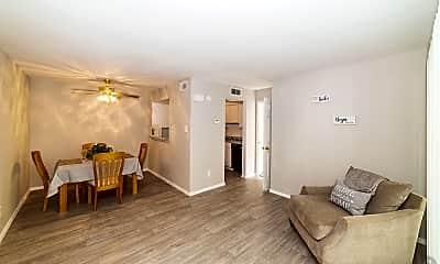 Living Room, 215 Market St, 2