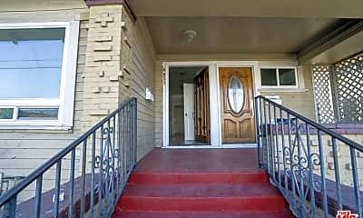 Patio / Deck, 4051 Normandie Ave BOTTOM, 0