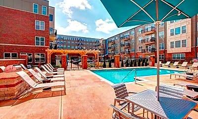 Pool, The Avenue, 2