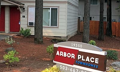 Arbor Place Townhomes, 1