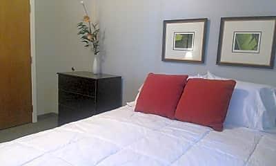 Bedroom, Palmetto Place, 2