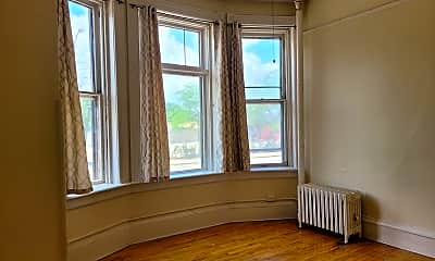 Living Room, 1210 N Van Buren St, 1