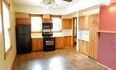 Kitchen, 18 Pleasant St, 1