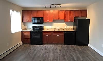 Kitchen, 531 South Frederick Avenue 9 East Deer Park Drive, 0