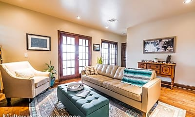 Living Room, 905 NW 12th Street, 1
