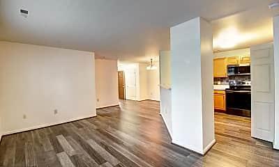 Living Room, 8201 Blue Heron Dr 2D, 1