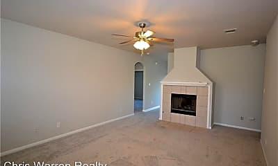 Living Room, 1501 Encino Dr, 1