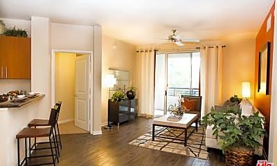 Living Room, 6150 Canoga Ave 222, 1
