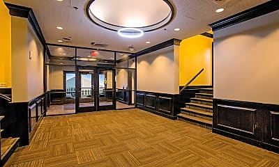 Fitness Weight Room, The Lofts at 5 Lyon, 2