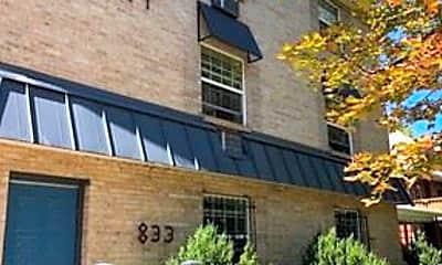 Building, 833 Emerson St, 0