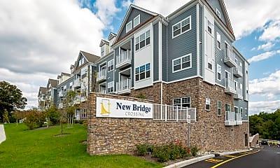 Community Signage, New Bridge Crossing, 0
