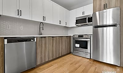 Kitchen, 65 Woodbine St 1-B, 1