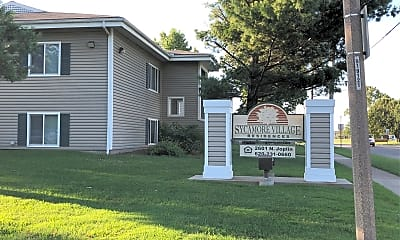 Sycamore Village Apartments, 1