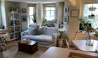 Living Room, 1 Union Park, 0