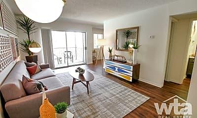 Living Room, 1300 Spyglass Drive, 1