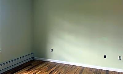 Bedroom, 115 Bedford St S1, 2
