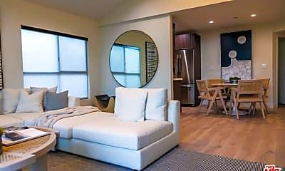 Living Room, 725 N Alfred St, 2
