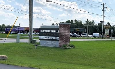 Hauenstein Hills Apartments, 1