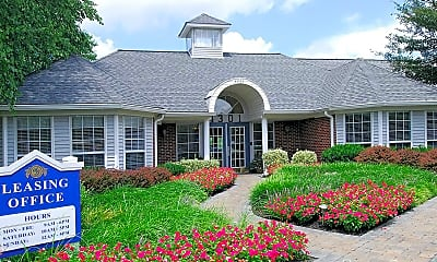 Landscaping, Stonegate, 1