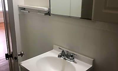 Bathroom, 3852 California St, 2