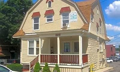 Building, 306 N Normal St, 1