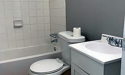 Bathroom, 3518 Lyons Street, 2