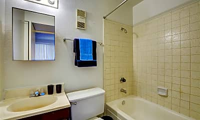 Bathroom, 401 E Charleston Blvd, 2