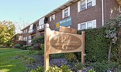 Community Signage, Wynnewood Greens, 2