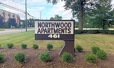 Northwood Apartments, 1