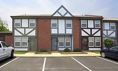 Building, Armistead Townhomes, 1