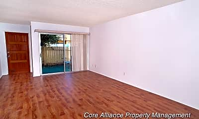 Living Room, 8020 Canby Ave, 0
