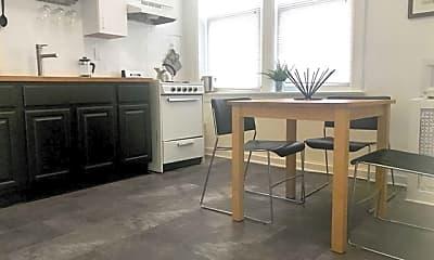 Kitchen, 416 38th St 2, 1