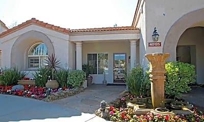 Building, Rancho Las Brisas, 1