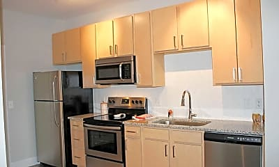 Kitchen, The Pearl, 1