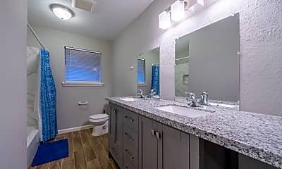Bathroom, Room for Rent - East Houston Home, 1