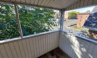 Patio / Deck, 15 Union St, 2