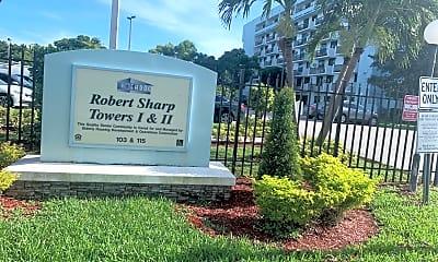 Robert Sharp Towers Ii, 1